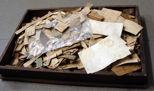 The Manchester Hermits Box of Orphaned Labels